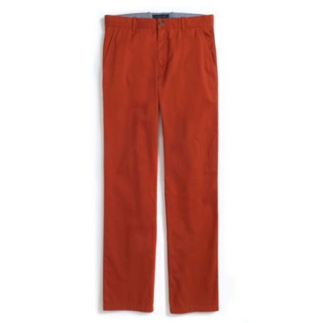 PLEATED CHINO PANT
