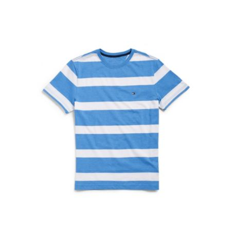 Image for THICK STRIPE TEE from Tommy Hilfiger USA