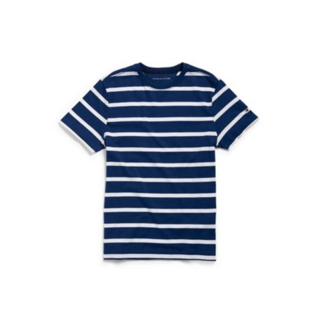 Image for THIN STRIPE TEE from Tommy Hilfiger USA