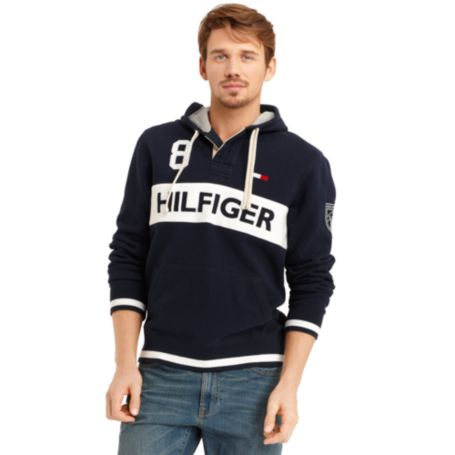 Image for HILFIGER PULLOVER HOODIE from Tommy Hilfiger USA