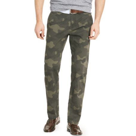 Image for CAMO PRINTED PANT from Tommy Hilfiger USA