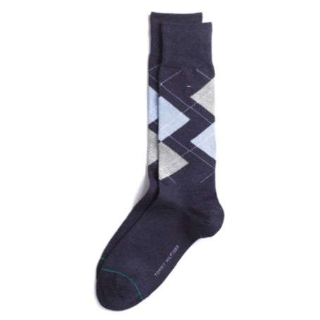 Image for ARGYLE DRESS SOCK from Tommy Hilfiger USA
