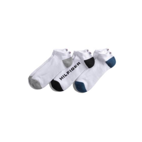 Image for SPORT LINER 3 PACK SOCK from Tommy Hilfiger USA