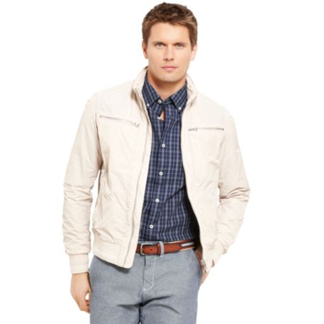 Image for BOMBER JACKET from Tommy Hilfiger USA