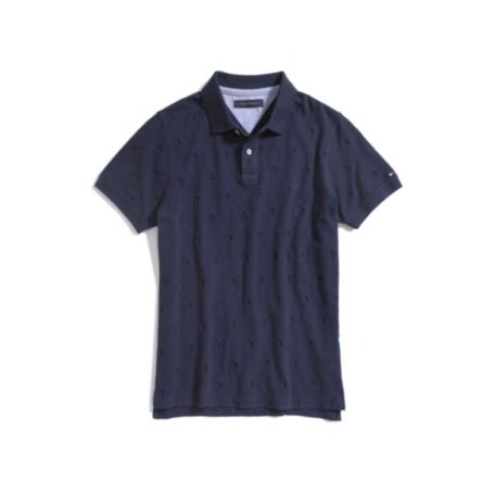 Image for ANCHOR EMBROIDERED POLO from Tommy Hilfiger USA