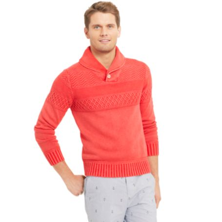 Image for GARMENT DYED SWEATER from Tommy Hilfiger USA