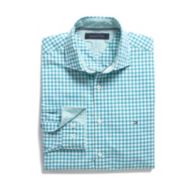 NEW YORK FIT CHECK SHIRT $78.00