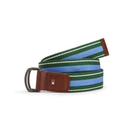 Image for RIBBON STRIPE BELT from Tommy Hilfiger USA