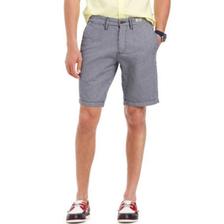 Image for RAILROAD STRIPE SHORT from Tommy Hilfiger USA