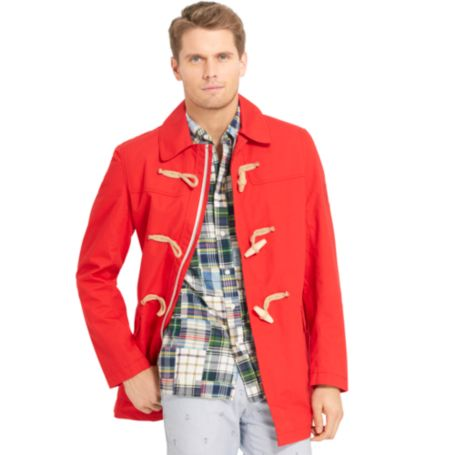 Image for TOGGLE COAT from Tommy Hilfiger USA