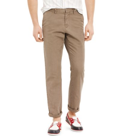 Image for MERCER CHINO SLUB PANT from Tommy Hilfiger USA