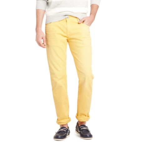 Image for HUDSON COLOR DENIM from Tommy Hilfiger USA