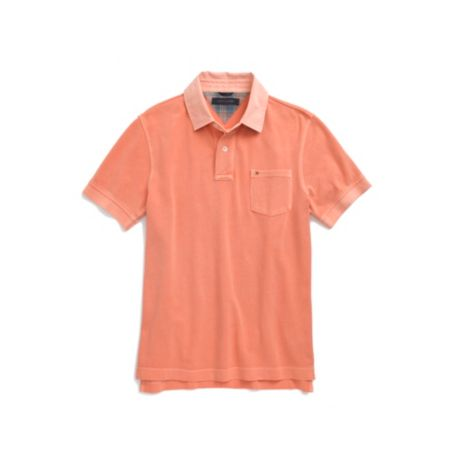 Image for SLIM FIT GARMENT DYED POLO from Tommy Hilfiger USA