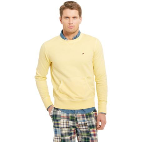 Image for CREW NECK FLEECE from Tommy Hilfiger USA