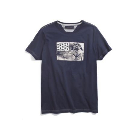 Image for ANCHOR FLAG TEE from Tommy Hilfiger USA