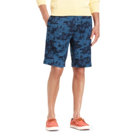 Image for CUSTOM FIT SAILBOAT PRINTED SHORT from Tommy Hilfiger USA