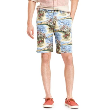 Image for TOMMY TROPICAL PRINT SHORT from Tommy Hilfiger USA