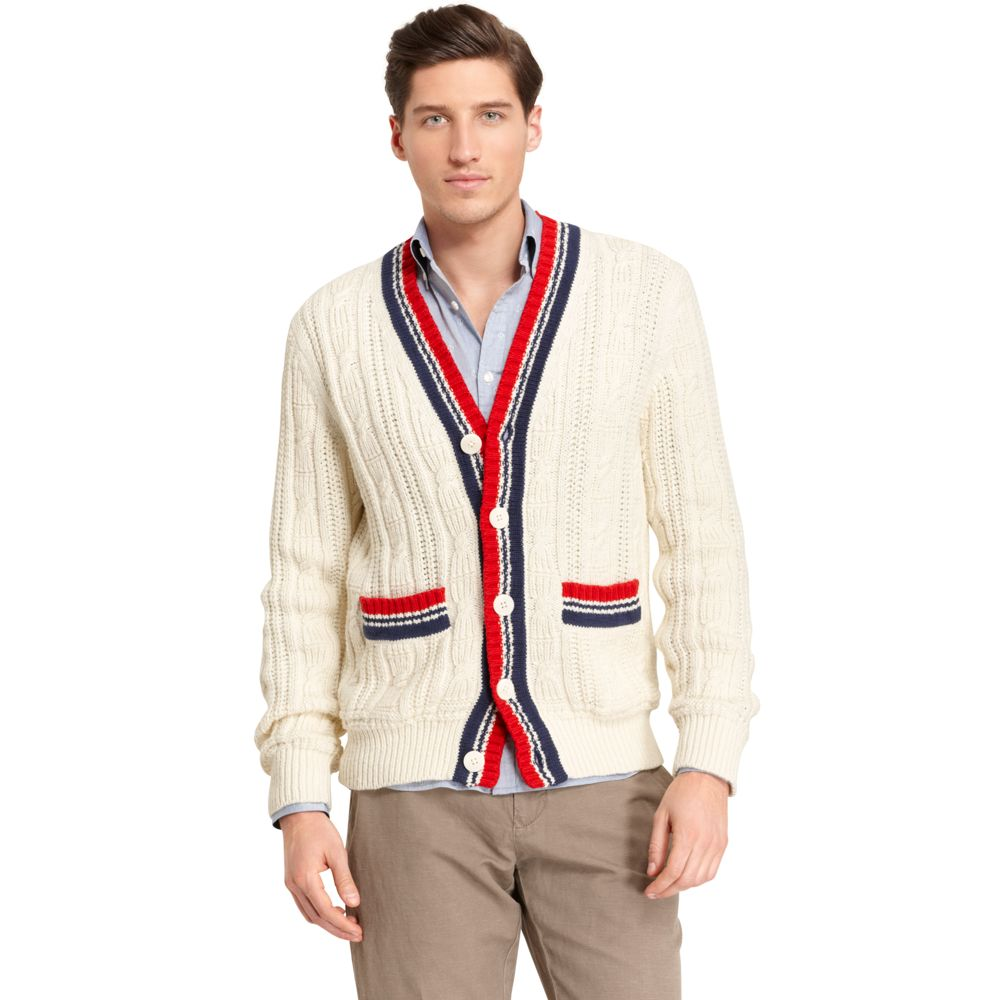 Image for CRICKET CARDIGAN from Tommy Hilfiger USA