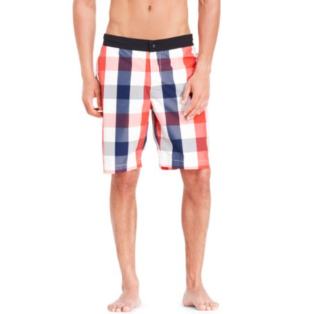 Image for GINGHAM SWIM TRUNK from Tommy Hilfiger USA
