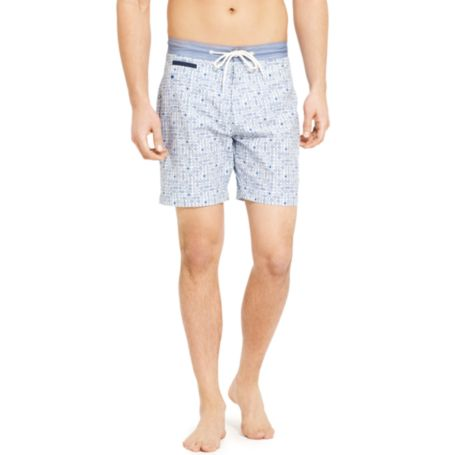 Image for SURFBOARD PRINT SWIM TRUNK from Tommy Hilfiger USA