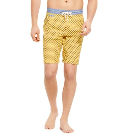 Image for FOULARD PRINT SWIM TRUNK from Tommy Hilfiger USA
