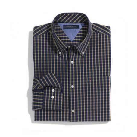 Image for CUSTOM FIT 80'S WINDOWPANE SHIRT from Tommy Hilfiger USA
