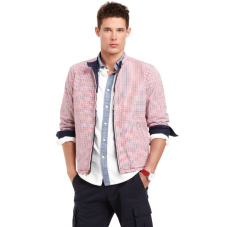 Image for PLAID JACKET from Tommy Hilfiger USA