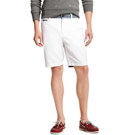 Image for TWILL SHORTS from Tommy Hilfiger USA