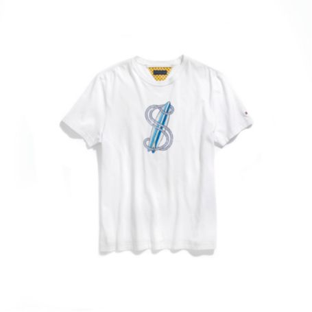 Image for SURF SHACK GRAPHIC TEE from Tommy Hilfiger USA