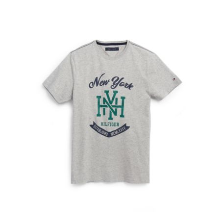 Image for NEW YORK TEE SHIRT from Tommy Hilfiger USA