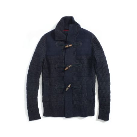 Image for TOGGLE CARDIGAN from Tommy Hilfiger USA