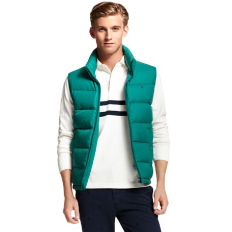 Image for PUFFER DOWN VEST from Tommy Hilfiger USA