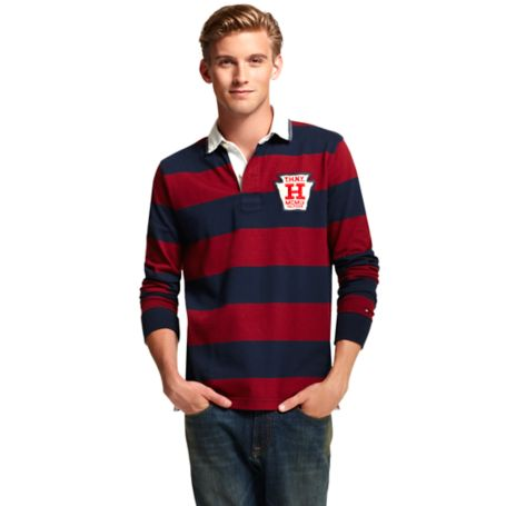 Image for STRIPE RUGBY from Tommy Hilfiger USA