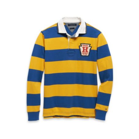 Image for CLASSIC STRIPE RUGBY from Tommy Hilfiger USA