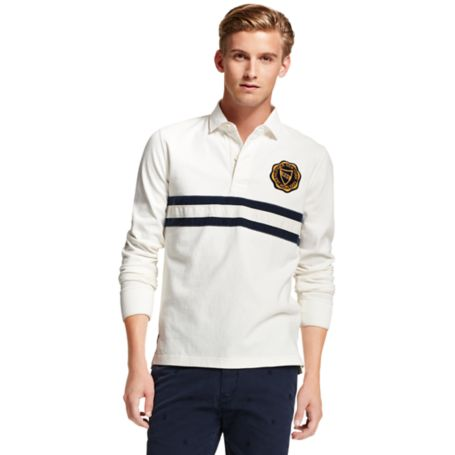 Image for CHEST STRIPE RUGBY from Tommy Hilfiger USA