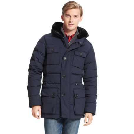 Image for PARKA JACKET from Tommy Hilfiger USA