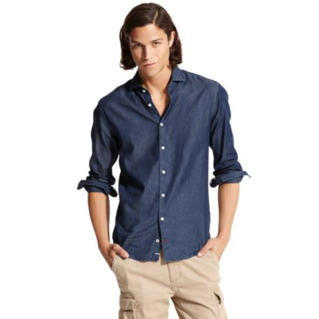 Image for NEW YORK FIT SHIRT from Tommy Hilfiger USA
