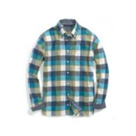 CUSTOM FIT CHECK SHIRT $64.99