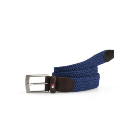 Image for FABRIC BRAIDED BELT from Tommy Hilfiger USA