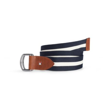 Image for FABRIC STRIPE BELT from Tommy Hilfiger USA