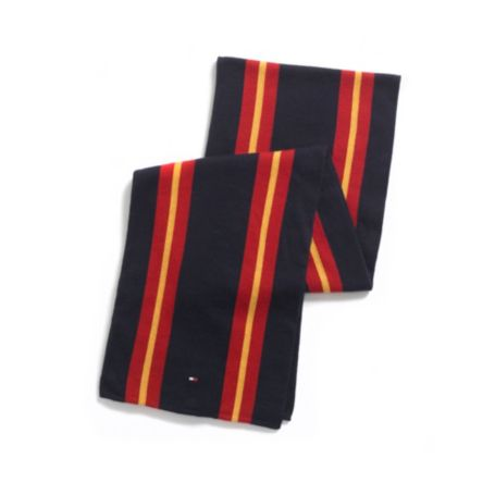 Image for MULTI STRIPE SCARF from Tommy Hilfiger USA