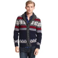 FAIRISLE CARDIGAN SWEATER $54.97