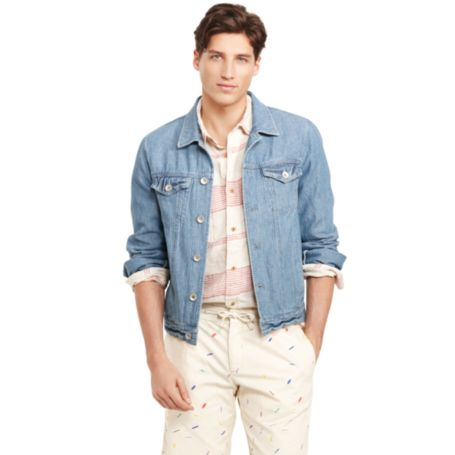 Image for CLASSIC JEAN JACKET from Tommy Hilfiger USA