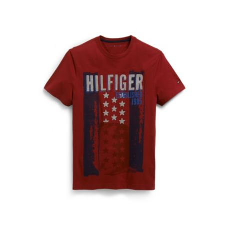 Image for HILFIGER STAR TEE from Tommy Hilfiger USA