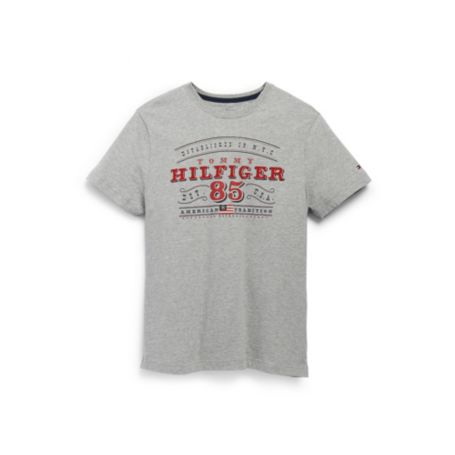 Image for HILFIGER 85 GRAPHIC TEE from Tommy Hilfiger USA