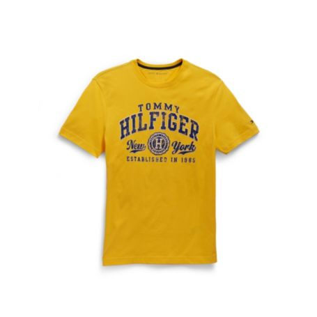 Image for TOMMY HILFIGER GRAPHIC TEE from Tommy Hilfiger USA