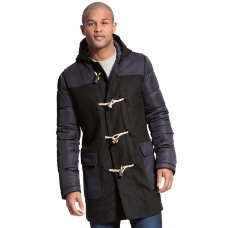 Image for TOGGLE DUFFLE COAT from Tommy Hilfiger USA