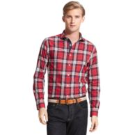 NEW YORK FIT CHECK SHIRT $64.99