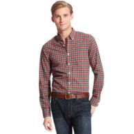 SLIM FIT CHECK SHIRT $59.99