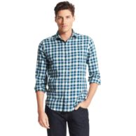 NEW YORK FIT CHECK SHIRT $34.97